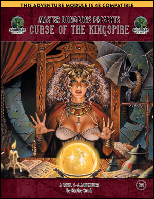 M2: Curse of the Kingspire Goodman Games