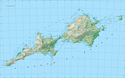 Continent - click for large version - courtesy of Cartographers Guild