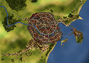 GullSide City - for game use - thanks to Cartographers Guild