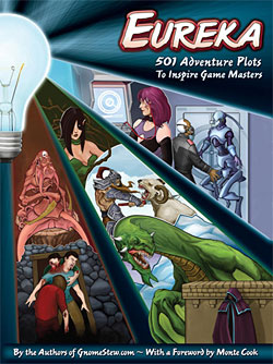 Eureka 501 Plots book