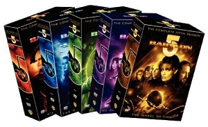 Babylon 5 Box Sets