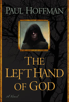 Book Cover - Left Hand of God