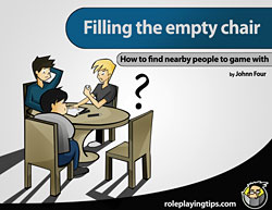 Filling the Empty Chair