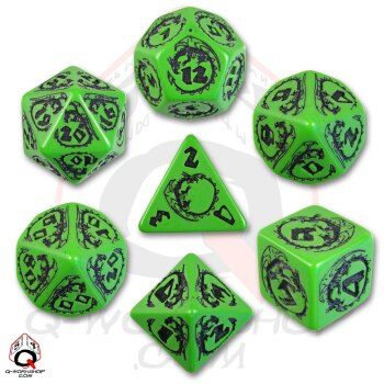 Green Dragon Dice