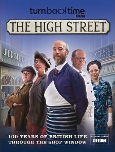 Turn Back Time - The High Street