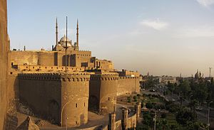 Cairo Citadel, photo by Ahmed Al Badawy.
