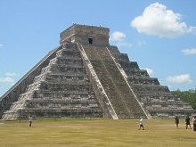 Chichen Itza, Mexico (photo released to public domain by author).