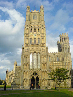 Ely Cathedral, photo by Tom-.