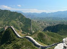 The Great Wall Of China, photo by Craig Nagy.