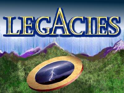 Legacies Campaign Setting Logo