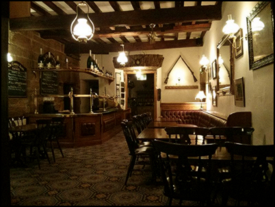 Interior-Coopers_arms_weston_on_trent