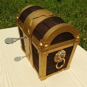 Fantasy Coins treasure chest