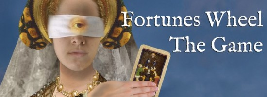 Fortune's Wheel RPG Promo