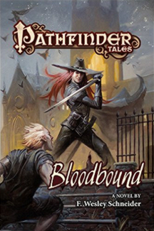 Pathfinder Bloodbound cover