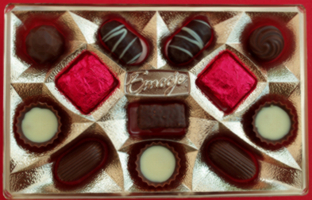 Box of chocolates image by Marta Rostek via FreeImages.com