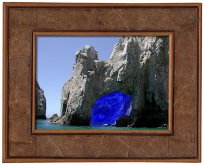 'The Arch At Lands End' by FreeImages.com/Mark Butler with Portal and Frame by FreeImages.com/anafa