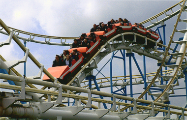 Roller coaster 2 by Vicky johnson)