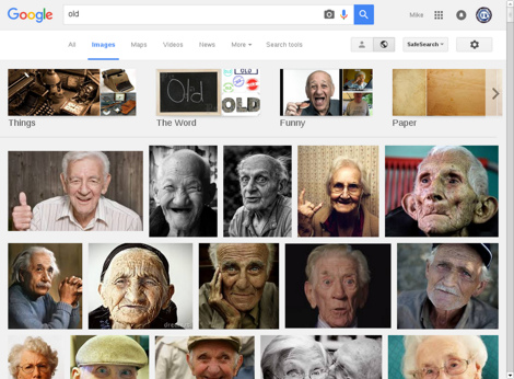 Google Image Search results for 'old'