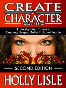 Create A Character Workshop cover