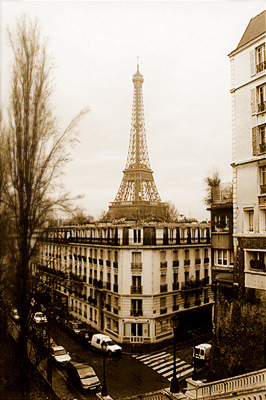 Destinations Paris by Jorge Avina