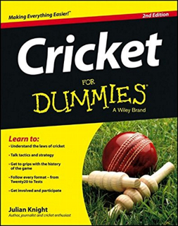 cricket-for-dummies