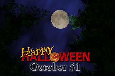 Based on spooky-moon-1566397 by Roman Pauwels