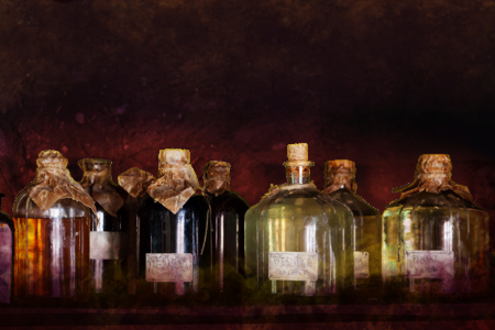 potion-bottles