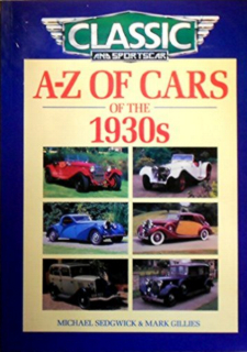 a-z-of-cars-of-the-1930s