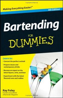 bartending-for-dummies