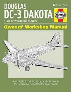 douglas-dc-3-dakota-owners-workshop-manual