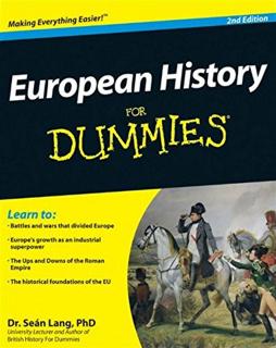 european-history-for-dummies