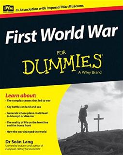 first-world-war-for-dummies