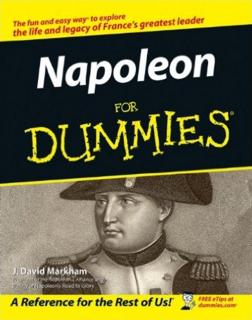 napoleon-for-dummies