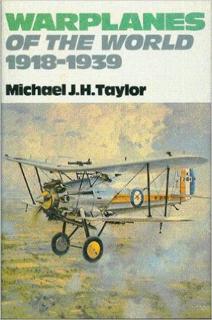 warplanes-of-the-world-1918-1939