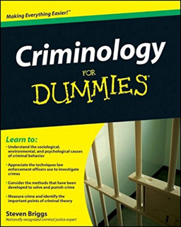 criminology-for-dummies