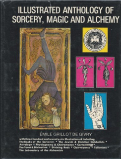 Illustrated Anthology of Sorcery, Magic, and Alchemy