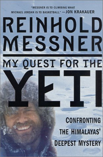 My Quest For The Yeti