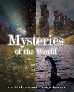 Mysteries Of The World - Parragon Books