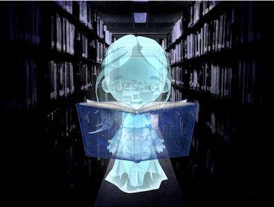 ghost reader
