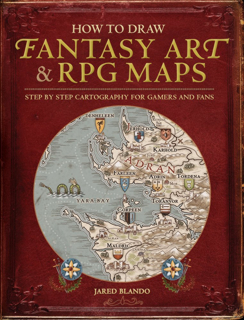 How to Draw Fantasy art and maps for rpgs