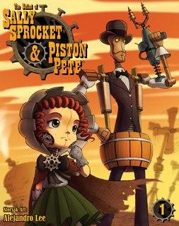 The Ballad Of Sally Sprocket and Piston Pete