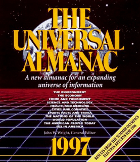 The Universal Almanac 1997