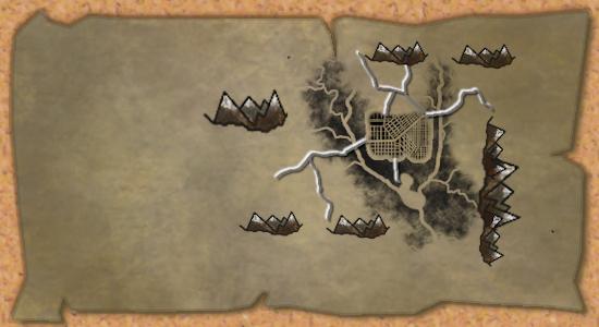 sandboxed map